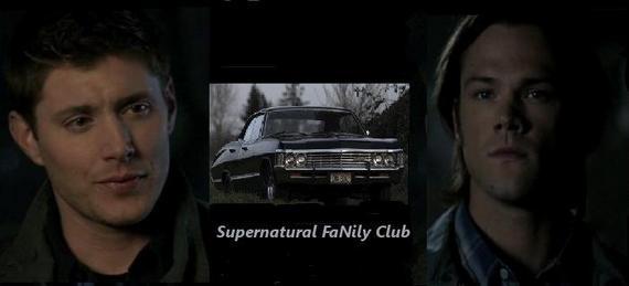 The Longest Weekend - Supernatural FaNily Club