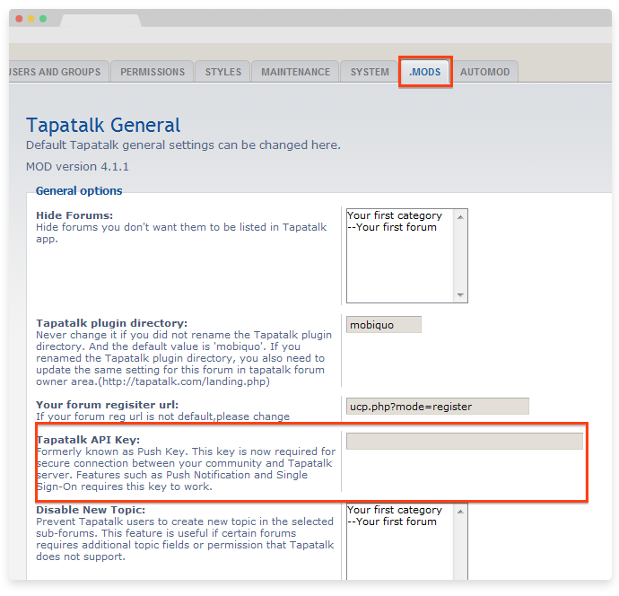 What Is Tapatalk